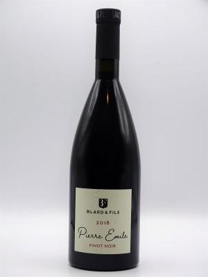 "Pinot Noir ""Pierre Emile"" 2018 Domaine Blard & Fils"