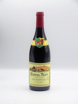 """Château Thivin """"7 vignes"""" 2019 Côte de Brouilly"""