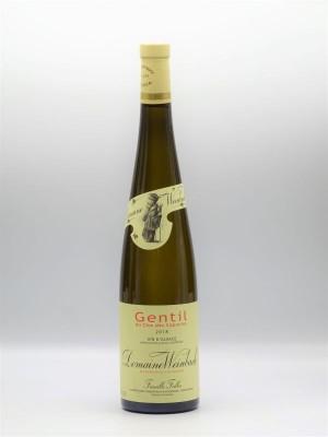 Gentil du Clos des Capucins 2018 - Domaine Weinbach