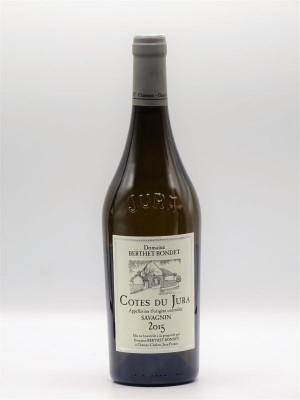 "Côtes du Jura ""Savagnin"" 2015 - Domaine Berthet-Bondet"