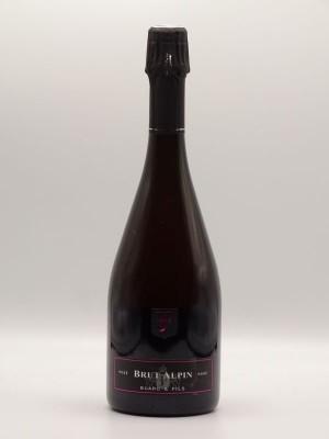 Brut Alpin Extra-Brut Rosé - Domaine Blard & Fils
