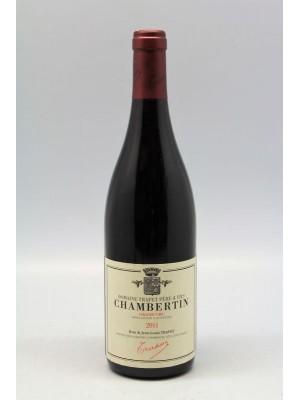 Chambertin grand cru 2011 Domaine Trapet