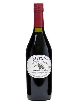 Liqueur de Myrtille 50cl Père Chartreux