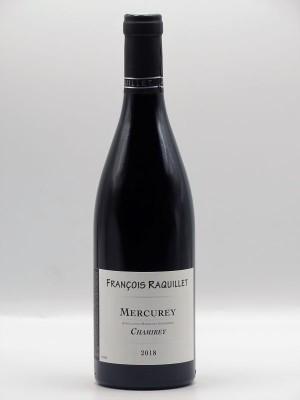 "Mercurey ""Chamirey"" 2018 Domaine François Raquillet"
