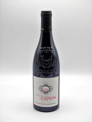 Gigondas 2016 - Domaine du Cayron