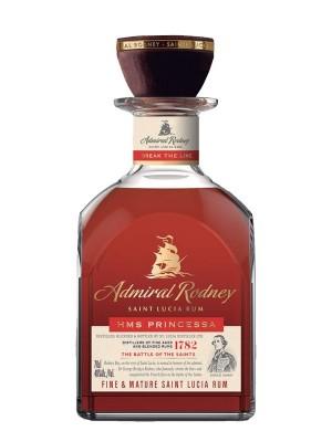Rum Admiral Rodney Princessa Saint Lucie