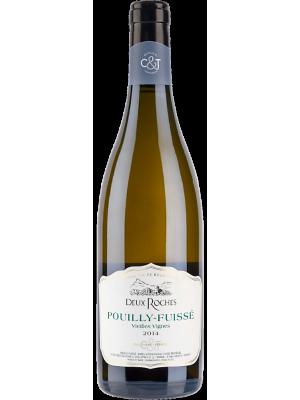 """Pouilly-Fuissé """"Vieilles Vignes"""" 2019 Domaine des Deux Roches"""