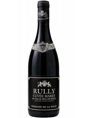 "Rully ""Cuvée Marey"" 2019 Domaine de la Folie"