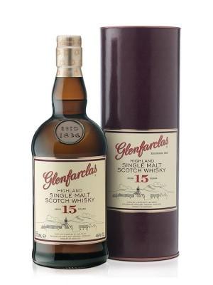 Glenfarclas 15 ans Highland Single Malt