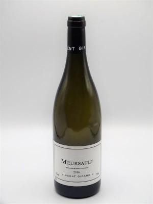 "Meursault ""Vieilles Vignes"" 2016 - Vincent Girardin"