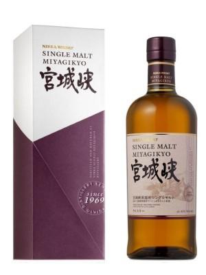 Miyagikyo Single Malt Nikka