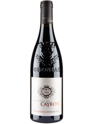 Gigondas 2017 Domaine du Cayron