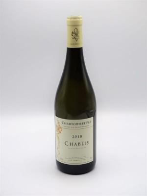 Chablis 2018 - Domaine Christophe & Fils