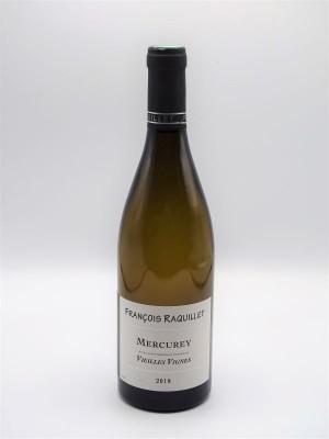 Mercurey blanc Vieilles Vignes 2018 - Raquillet